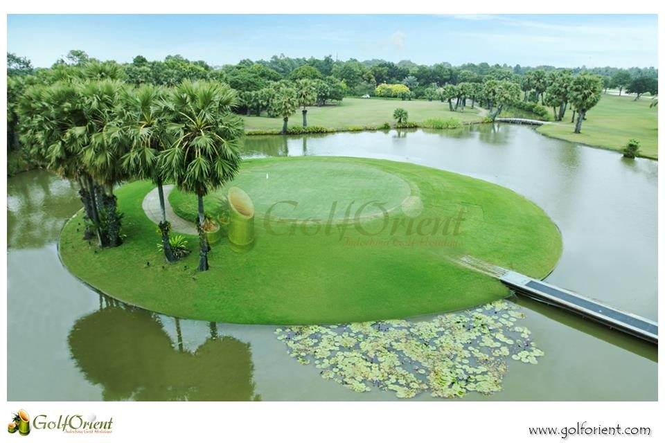 Krung Kavee Golf & Country Club Estate