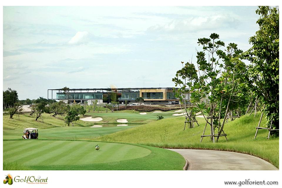 Nikanti Golf Club in Bangkok