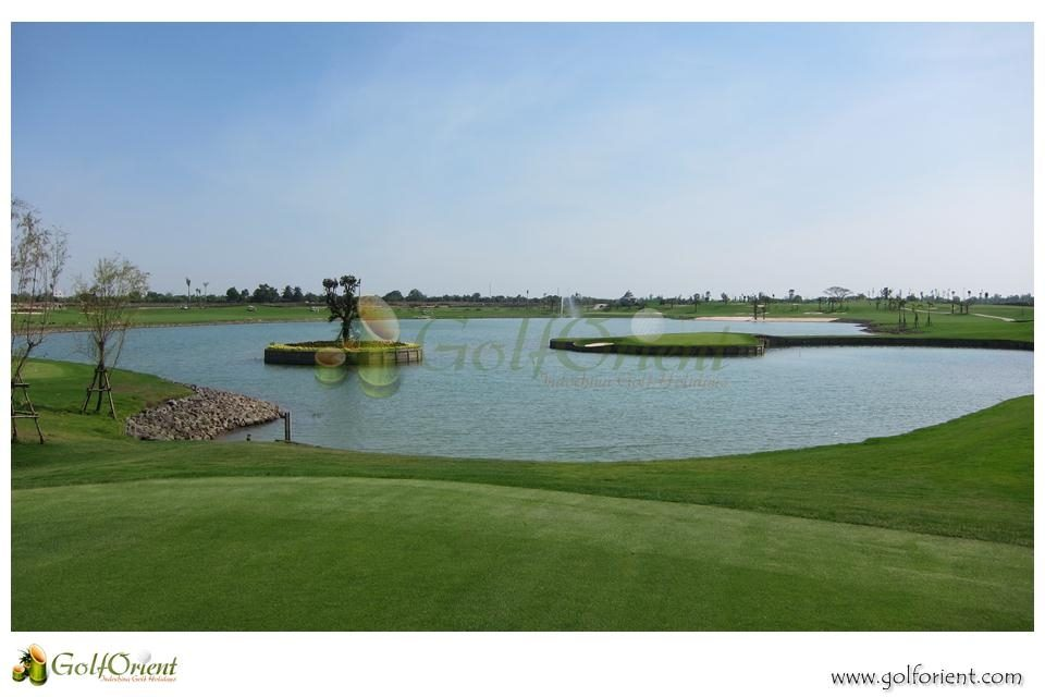 The Royal Gems Golf City