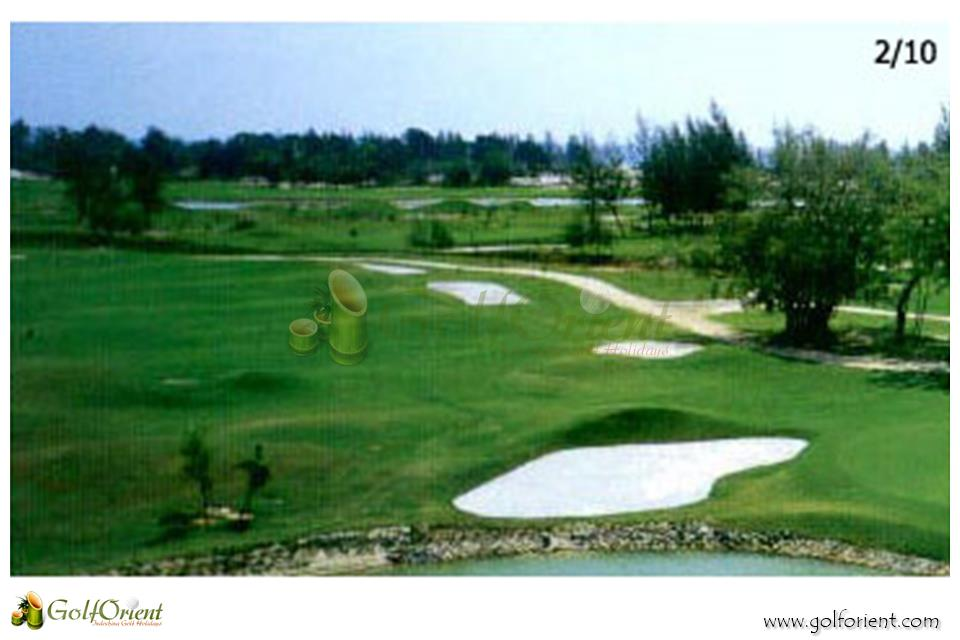Thai Muang (Formerly Royal Navy Golf Course Khao Lak)