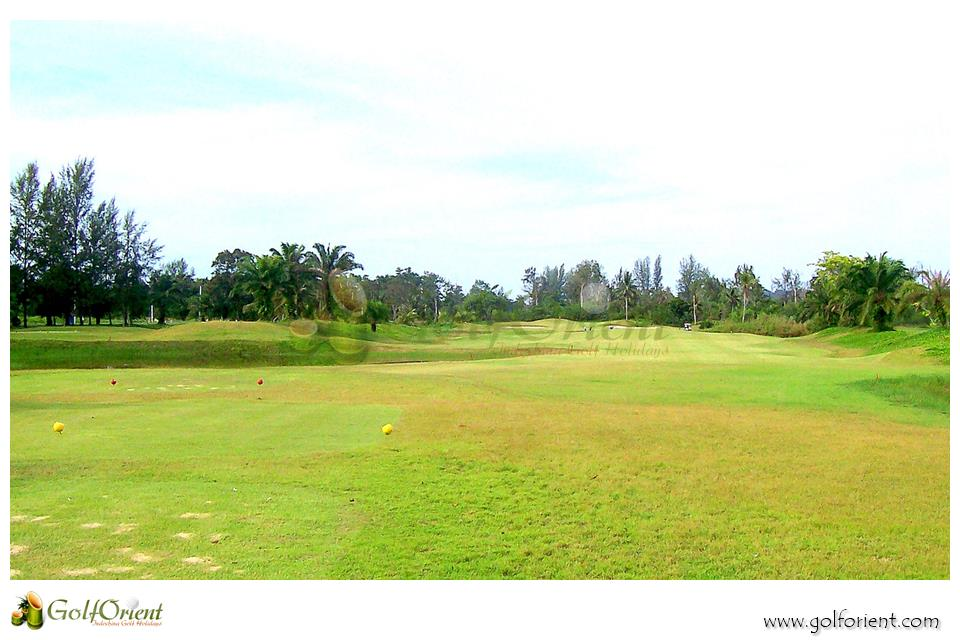Tublamu Navy Golf Course
