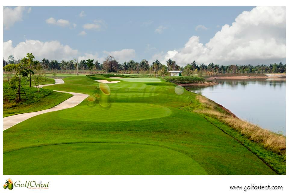 Siam Country Club, Waterside Course