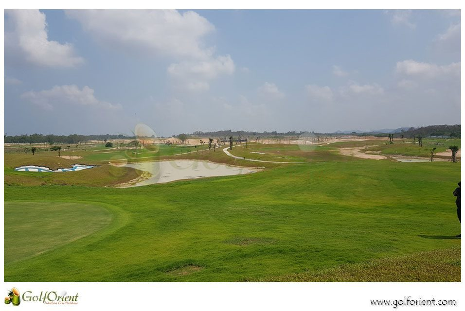 Siam Country Club Rolling Hills - Fairway